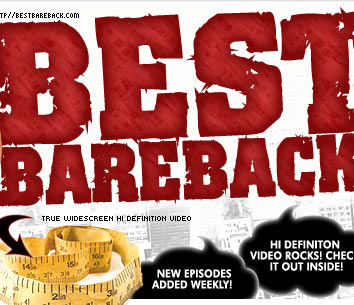 Best Gay BareBack exclusive HD gay movies